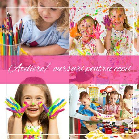 Cursuri | Ateliere copii