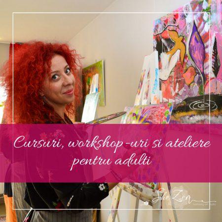Cursuri | Workshop-uri adulti