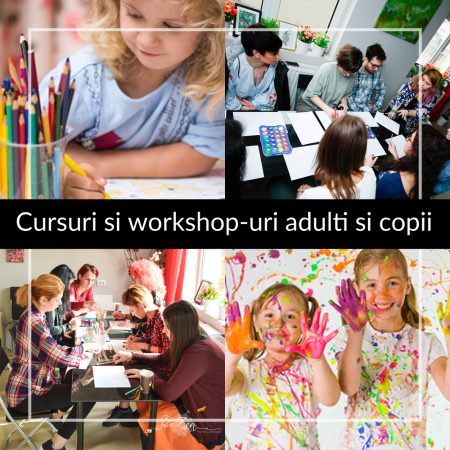 Cursuri si workshop-uri